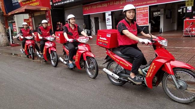 Rada - Motobike services provider
